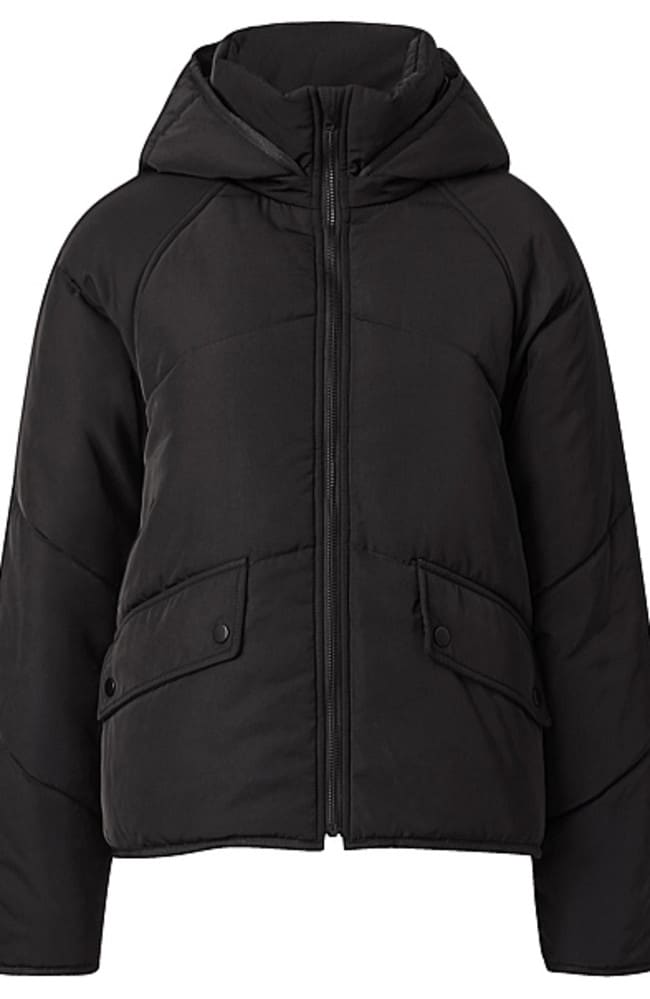 For fashionable weekends; Fashion puffer, $179.95 from Witchery.