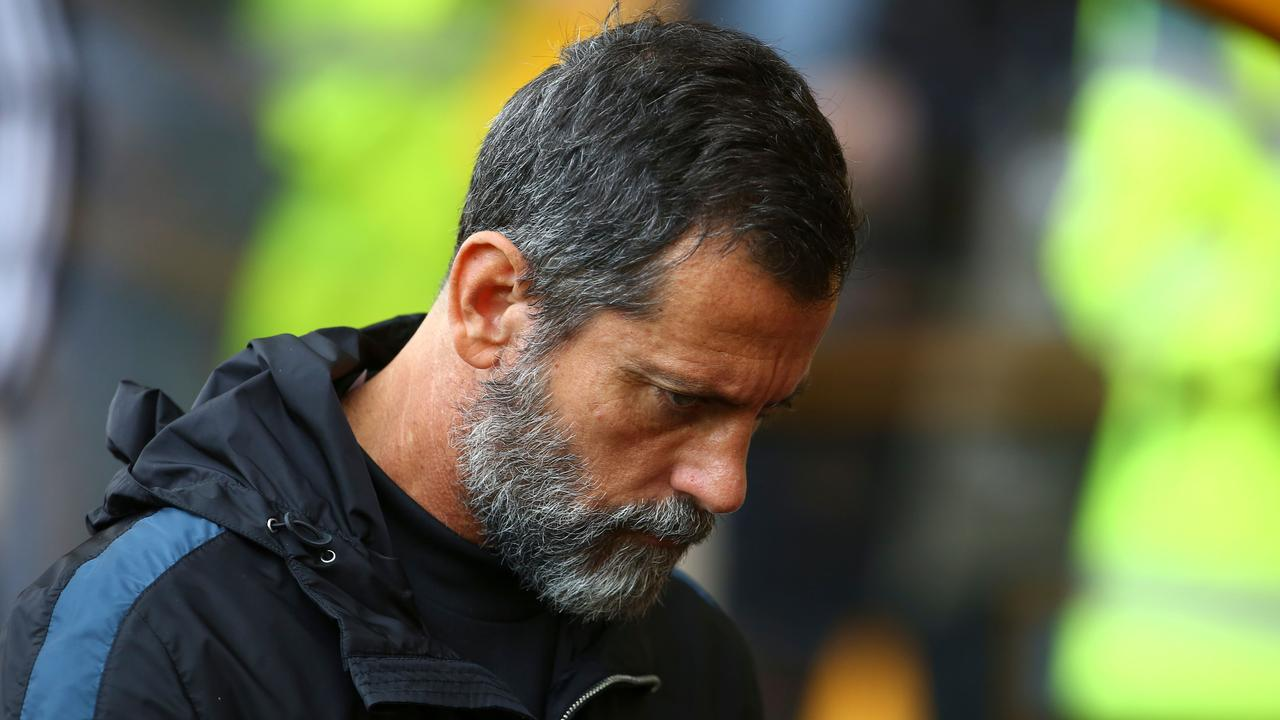 Quique Sanchez Flores was sacked for the second time as Watford boss.