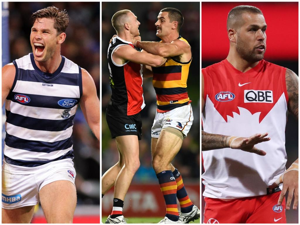 AFL Report Card: Round 13.