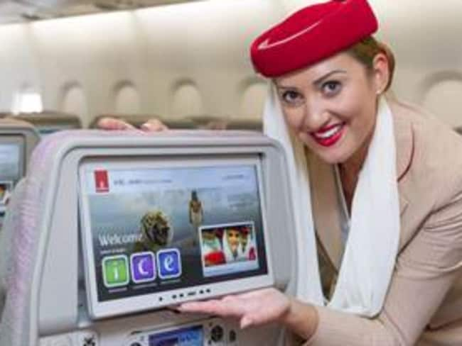 When it comes to in-flight entertainment options, Emirates is the best in the business.