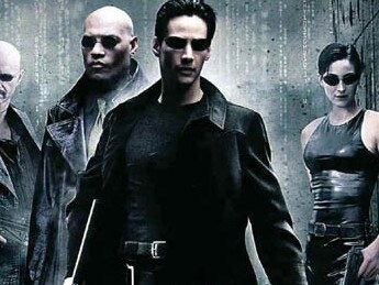 The Matrix, about humans living in a simulated reality, was released in 1999. Keanu Reeves says he would like to be involved in the reboot. Picture: Supplied
