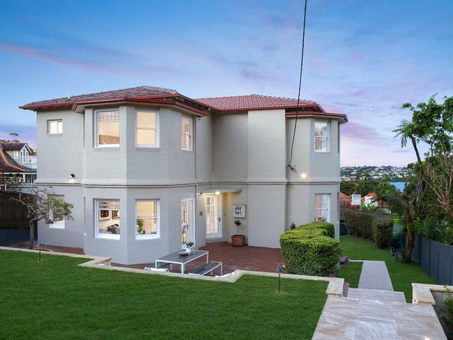 No. 65 Wolseley Rd, Mosman, goes to auction today with a $5 million guide.