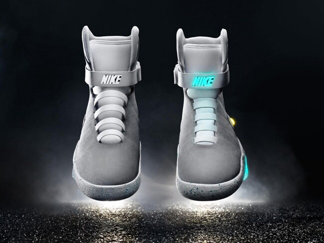back to the future trainers nike