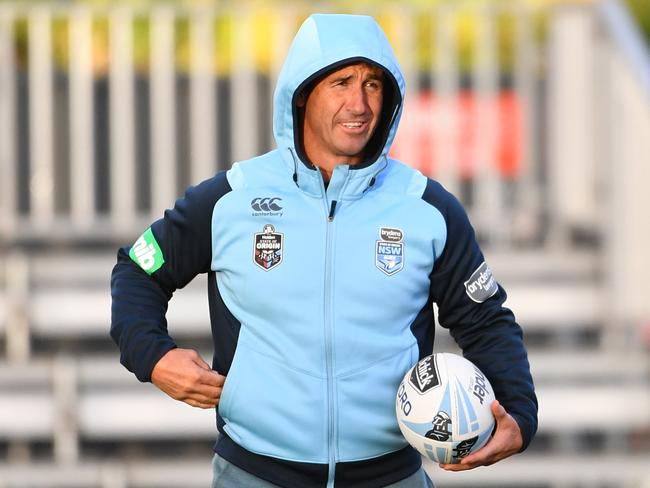 Andrew Johns wants the ARLC to reconsider its stance on Folau.