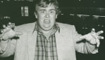 John Candy died of a heart attack, aged 43, just months after reading the script. Image: Getty