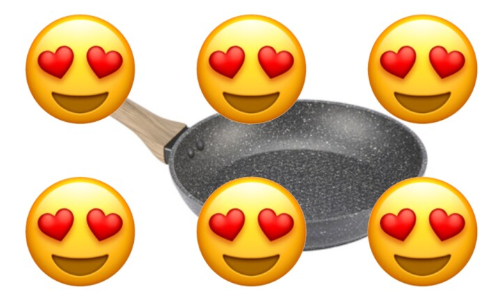 Kmart's $13 non-stick frypan hailed best kitchen buy