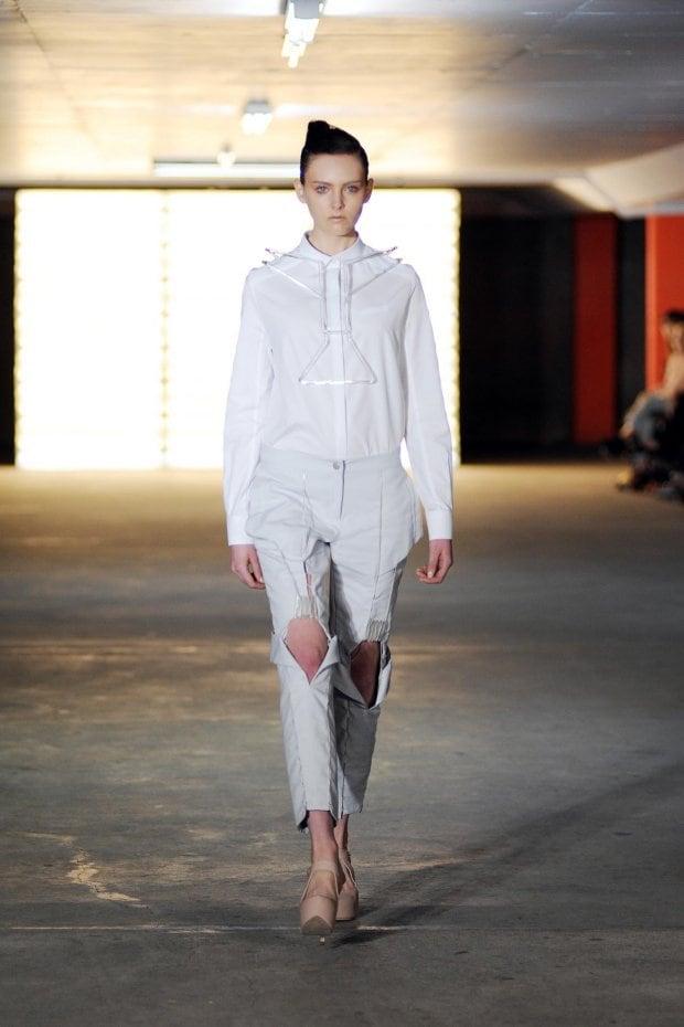 Dion Lee Australian Fashion Shows Spring/Summer 2009/10