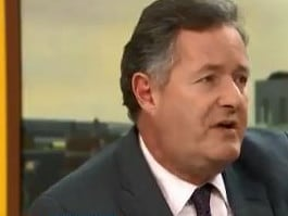 "Piers Morgan thinks Australia is the ""epitome of misogyny and sexism"""