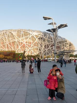 The Bird's Nest stadium. Picture: iStock
