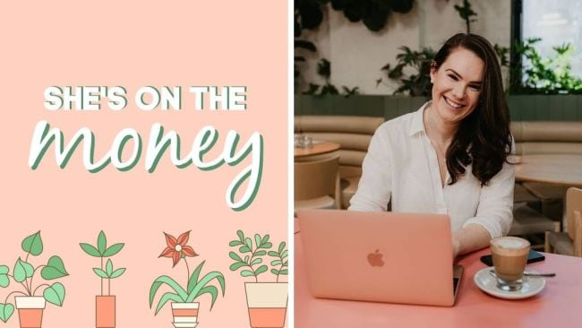 This is the place to go for millennials that want financial freedom. Instagram@shesonthemoneyaus
