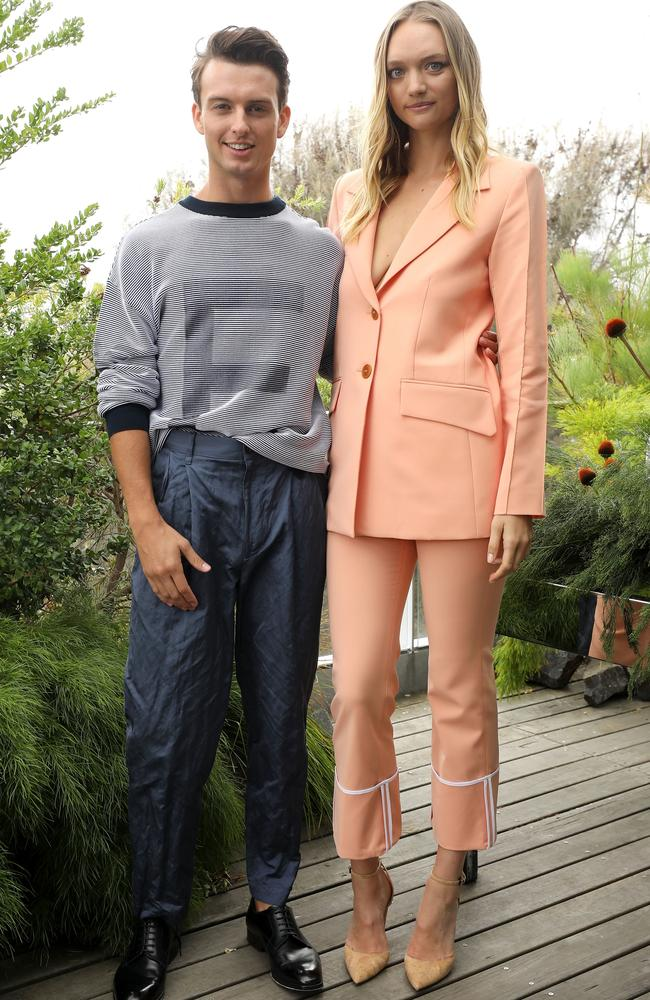 2e6b81f79 Cameron Robbie and Gemma Ward attend The Art of Entertaining event ahead of  the David Jones