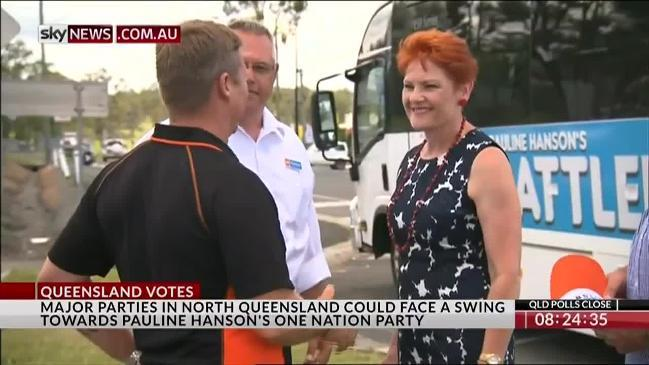 Queensland election in Townsville