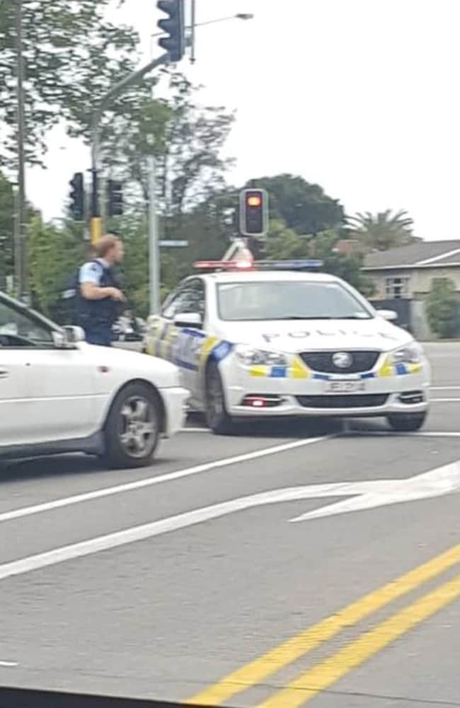 There are reports of a shooting in Christchurch. Picture: NZ Herald