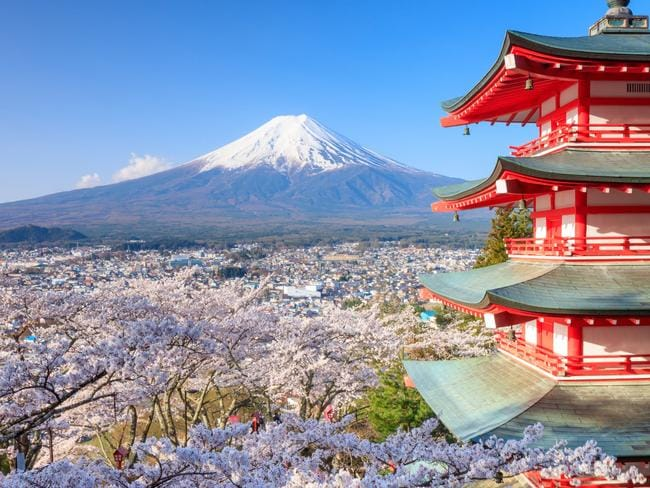 top destinations for australian travellers japan our new no 1 escape