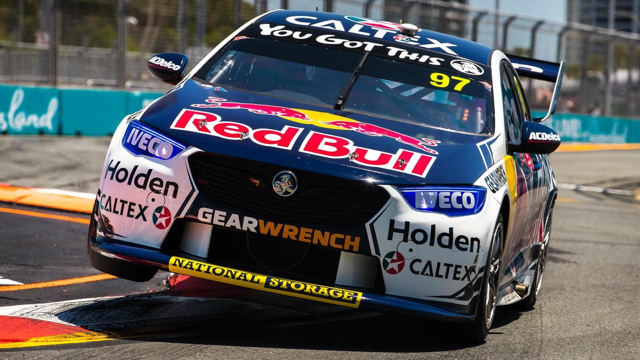 Tander was the fast man in Friday co-drivers' practice. Picture: Daniel Kalisz
