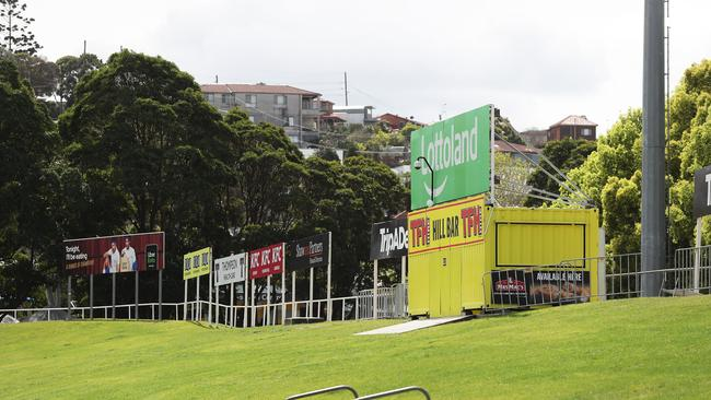 Lottoland is scheduled to host an NRL Final on Saturday night for the first time since 2008.