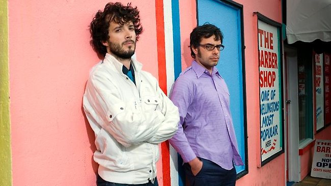 Its Business Time Flight Of The Conchords Announce Aussie