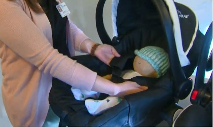Warnings over counterfeit car seats being sold online