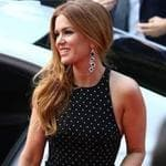 The 2016 AACTA Awards. Isla Fisher. Picture Instagram