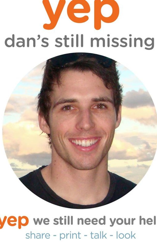 Daniel O'Keeffe's family never gave up searching for him.