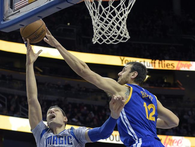 Learn to block shots like this and you can make bank in the NBA too.