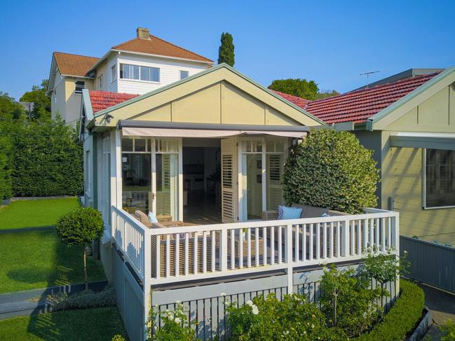 39A Sassafras Lane, Vaucluse, has recently had a significant upgrade.