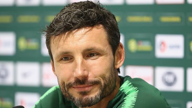 Mark van Bommel, who was Socceroos assistant coach at the World Cup, is the new manager at PSV.