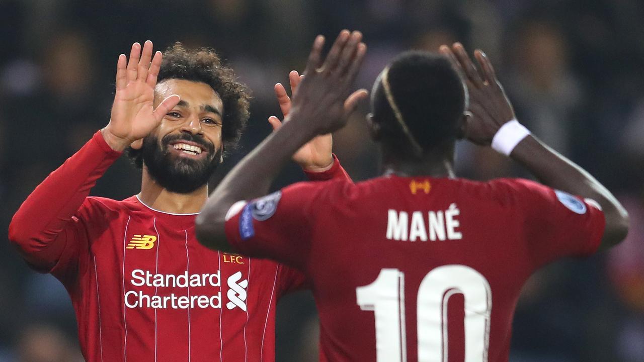 Champions League: Liverpool, Barcelona, Inter Milan ...