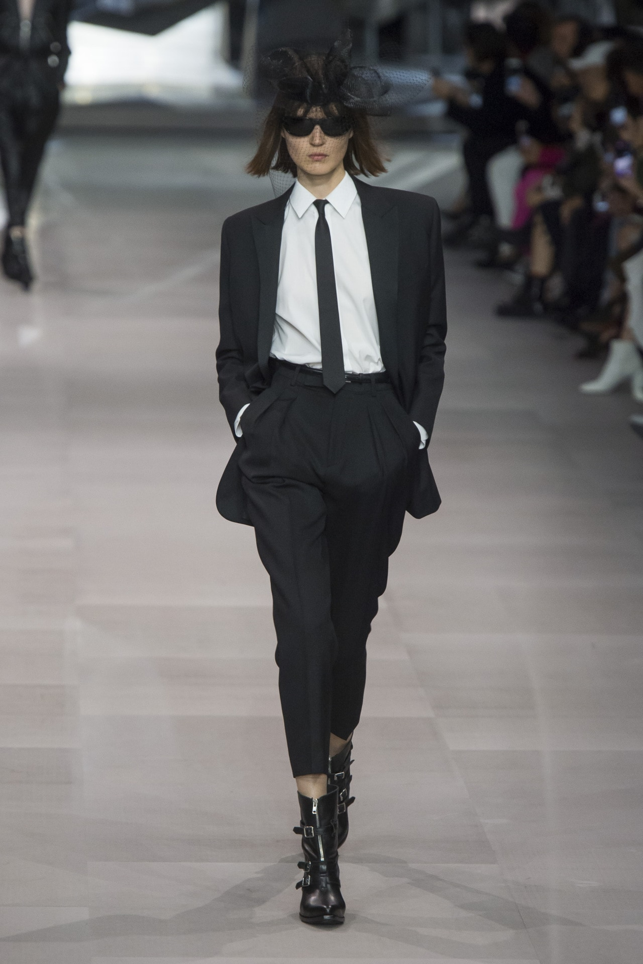 Suit up! Why the time to step into a tailored two piece is upon us