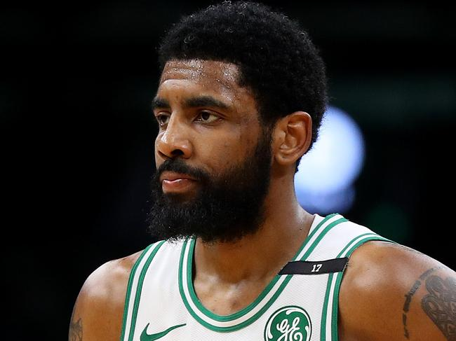 Kyrie Irving for the Celtics.