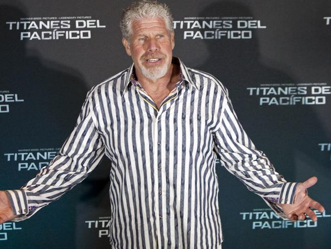 Ron Perlman made quite the unsavoury revelation this week. Picture: AP