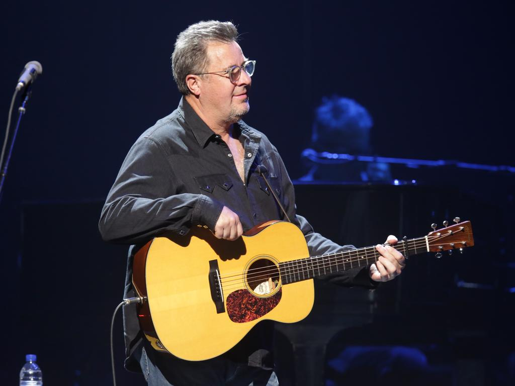 eagles tour band including deacon frey and vince gill play sydney daily telegraph. Black Bedroom Furniture Sets. Home Design Ideas