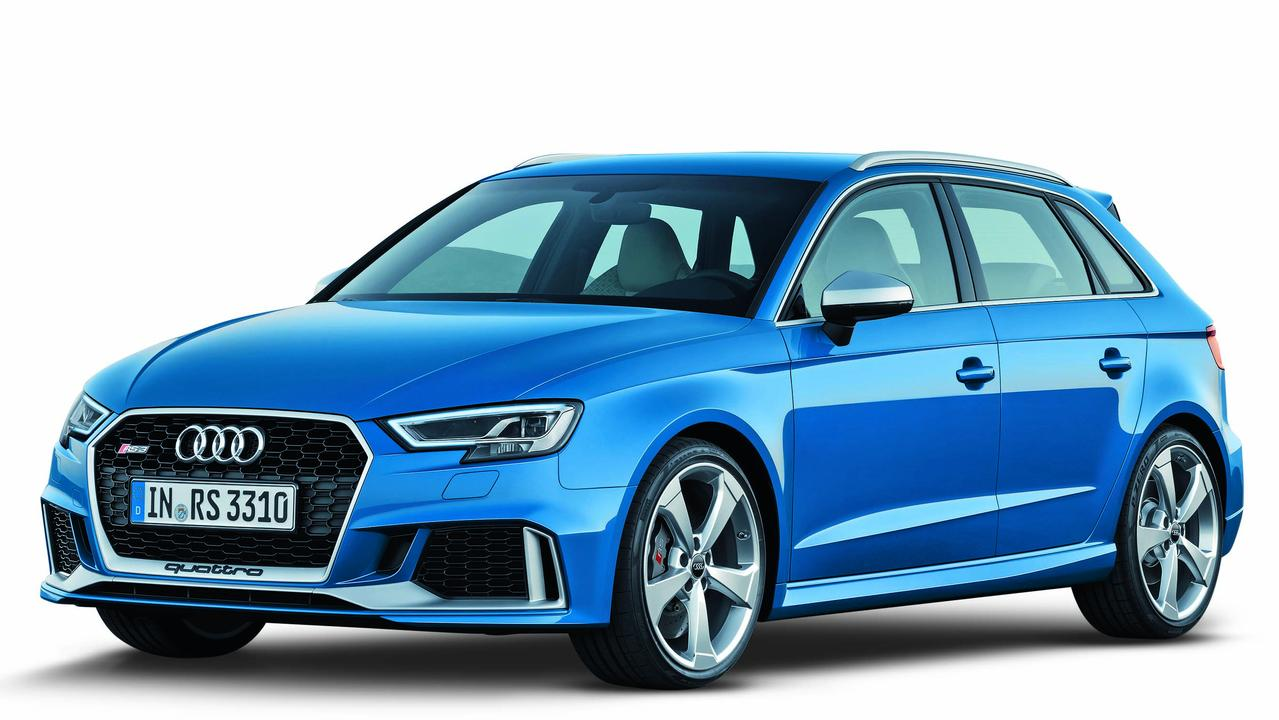 Audi RS3 review: Hot hatch hero