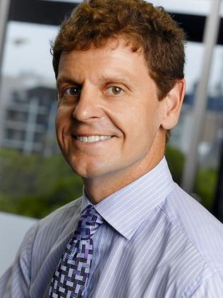 Seeing changes in lending ... AFG Sales and Operations Manager Mark Hewitt.