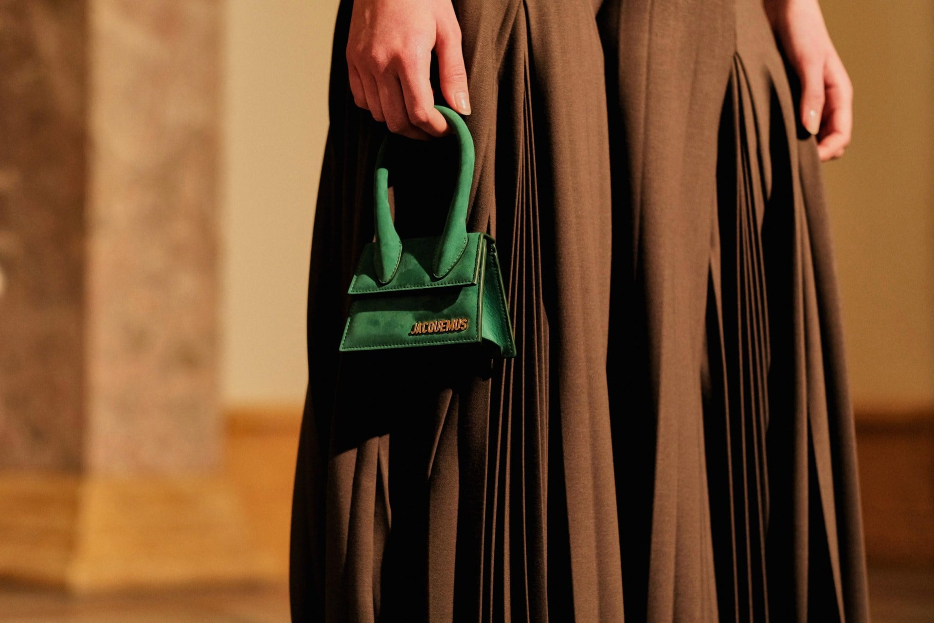 Tiny bags aren't going anywhere—they're actually getting smaller
