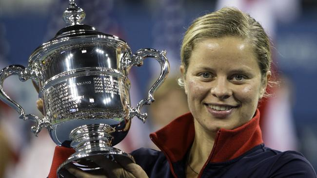 Clijsters won the 2009 US Open.