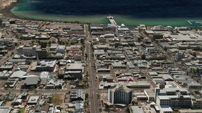 Geelong has reinvented itself in recent years after the Ford factory closed and many new industries are finding a home in the city centre, which is only 75km from Melbourne. Source: COGG