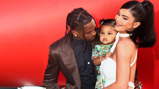 Kylie Jenner's ex, Travis Scott, earned $52.2 million. Picture: Tommaso Boddi/Getty Images for Netflix)