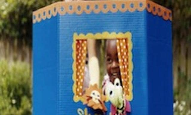 How to make your own puppet theatre