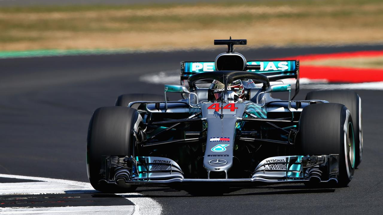 Lewis Hamilton has claimed his sixth pole position at the British GP.