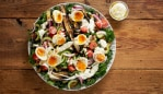 The salad to get you excited for lunch again. Food to Fork.
