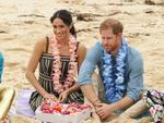 Prince Harry and Meghan's royal tour of Australia - Day . Picture: Matrix