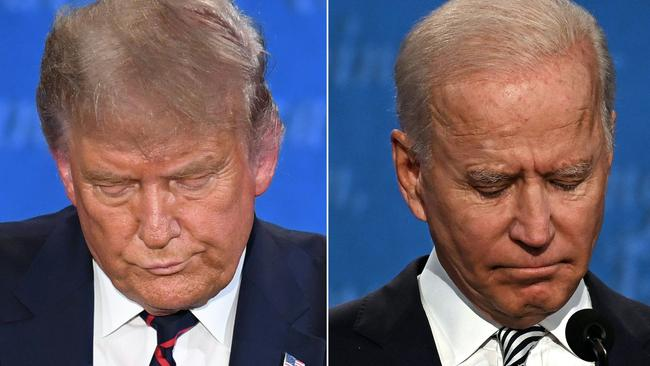 Donald Trump or Joe Biden: Who won the final presidential debate – NEWS.com.au