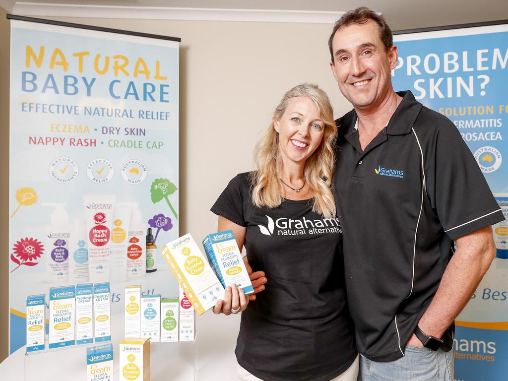 Grahams Natural Alternatives booming and looking to put on more staff |  Gold Coast Bulletin