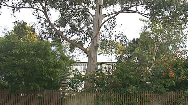 The front of the house in Greenslopes. Image: CoreLogic.