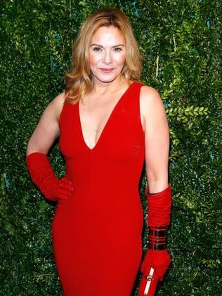 Kim Cattrall played Samantha on SATC. Picture: Tim P. Whitby/Getty Images