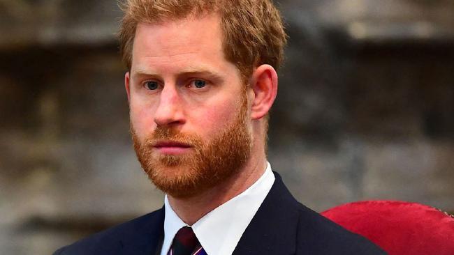 Meghan has denied she's 'manipulating' Harry. Picture: Victoria Jones/AFP)