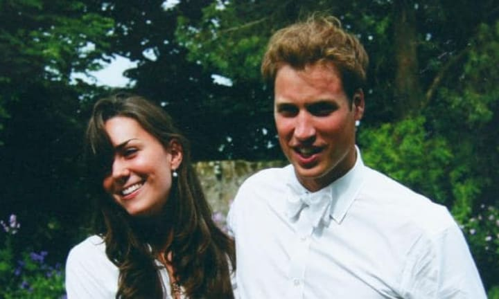 Turns out William and Kate didn't meet at university after all