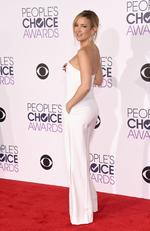 Kate Hudson attends the People's Choice Awards 2016 at Microsoft Theatre in Los Angeles, California. Picture: Jason Merritt/Getty Images/AFP