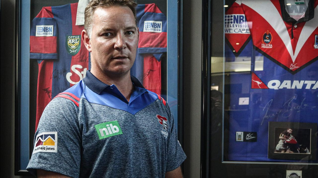 Kalyn Ponga is excited to work with new Knights' coach Adam O'Brien.